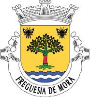 Brasão da Vila de Mora